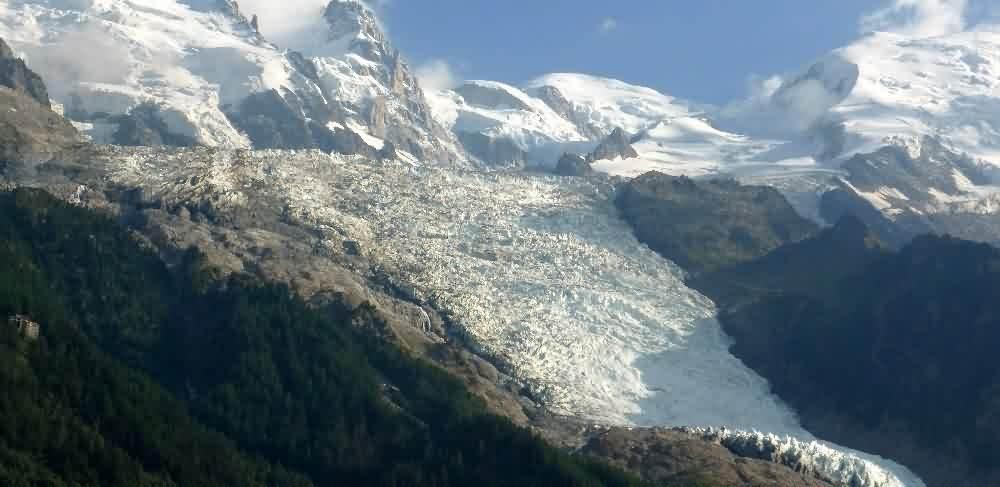 Trekking Glaciers du Mont Blanc