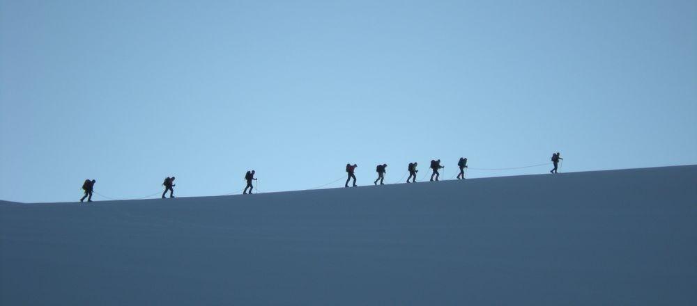 Haute-route Chamonix Zermatt en été 6 jours