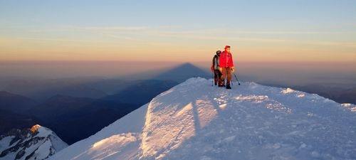 Ascension du Mont-Blanc
