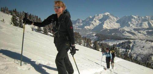 Ski de randonnée découverte Aravis 3 jours