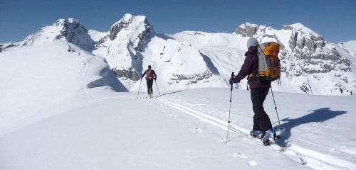Ski de randonnée initiation ou progression à la journée