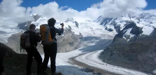 La Haute-Route Trekking de Chamonix à Zermatt en 8 jours