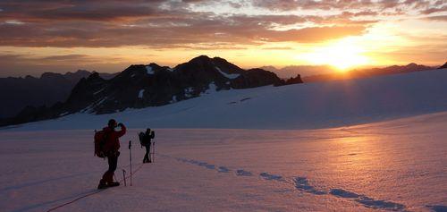 Stage alpinisme versant suisse