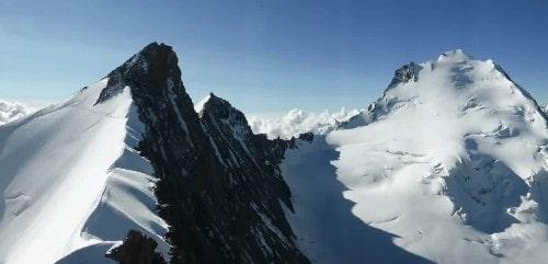 Stage d'ascension de 4000 à Saas-Fee