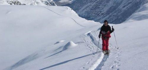 Ski de randonnée dans le Val de Rhêmes