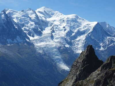 L'Index et le Mont-Blanc